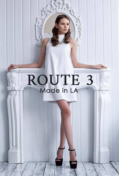 ROUTE 3 FASHION - ROUTE 3 FASHION