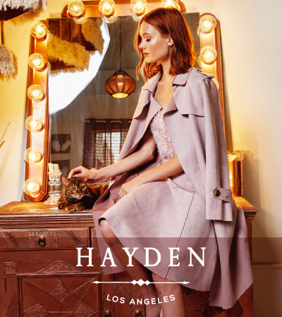 Hayden Los Angeles -