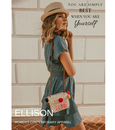 Ellison Apparel  - Ellison Apparel